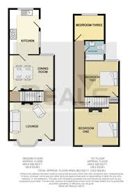 Westfield London Floor Plan 3 Bed Terraced House For Sale In Westfield Road Southsea Po4
