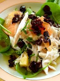 cuisiner aile de raie salade d aile de raie aux jeunes pousses d épinard une cuillerée