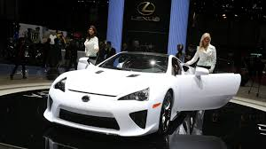 lexus lfa convertible lexus lfa full purchase now allowed in u s