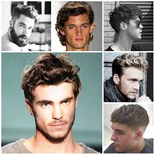 coolest male hairstyle ideas for thick wavy hair 2016 men u0027s