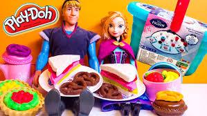 frozen halloween basket frozen picnic basket play set play doh pastry picnic disney