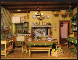 Dollhouse Kitchen Furniture by For Detailed Pics Please See My