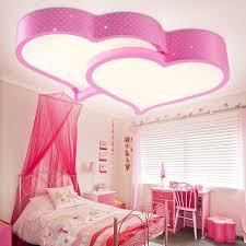 chambre d h e romantique creative en forme de coeur led plafonnier chambre romantique salle
