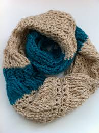 broomstick crochet broomstick lace cowl pattern heart