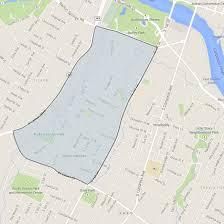 Austin Neighborhood Map by Neighborhood Profile Bouldin Creek Blairfield Realty