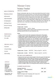 sample resume for college teaching position how to write a college