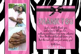 Thank You Cards For Baby Shower Gifts - thank you cards for baby shower party u2014 unique baby shower favors