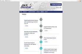 our work web design portfolio