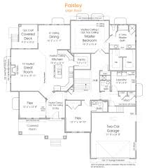 rambler house plans with basements legendary model 3 bedroom