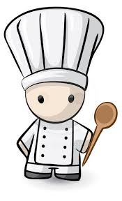 clipart cuisine clipart illustration inspired chef du jour of haute