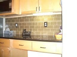Glass Tile Installation Glass Tiles For Kitchen Backsplashes Or Khaki Glass Subway Tile 72