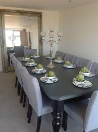 10 chair dining table set dining table 10 chairs dining room decor ideas and showcase design