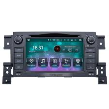 android 7 1 gps navigation system for 2005 2011 suzuki grand