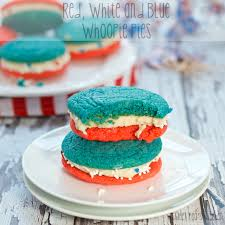 Red And Teal Kitchen by Sweet Pea U0027s Kitchen Red White And Blue Whoopie Pies