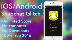 jailbreak my android snapchat score glitch no jailbreak ios android tutorial 2016