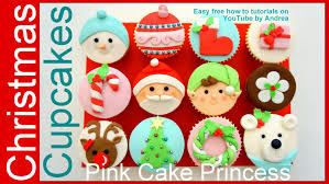 wishing you a merry christmas christmas cupcakes set how to