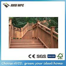 handrails for concrete steps outdoor wrought iron stair railing