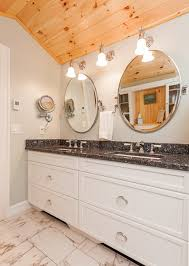 round mirror ikea bathroom contemporary with wall mounted faucet