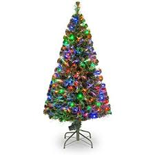 national tree 72 inch fiber optic evergreen tree with