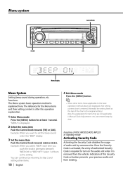 kenwood mp235 kdc radio cd support and manuals