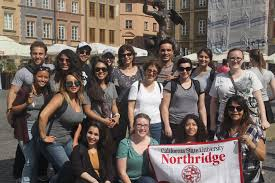 csun faculty organize trips for students to explore history in