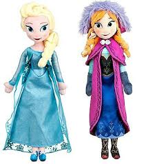 amazon disney frozen princess elsa u0026 anna doll featuring