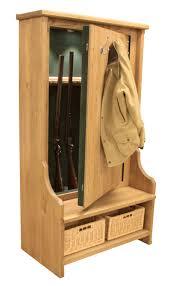 Woodworking Plans Bench Seat Bench Gun Cabinet Bench Bench Seat Gun Cabinet The Bespoke
