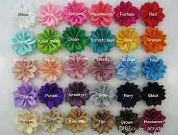 diy baby hair bows diy baby hair bands hair bows hair fabric flowers satin