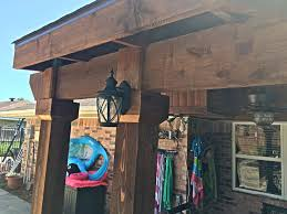 cedar patio cover remodeling contractor complete solutions