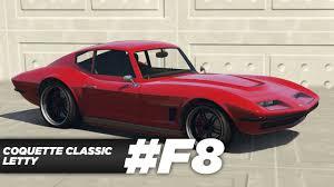 fast and furious corvette gta 5 fast furious 8 1966 corvette stingray coquette