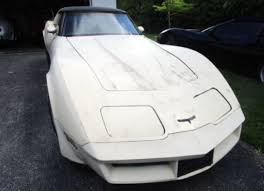 cheap corvette cheap barn find 1981 corvette