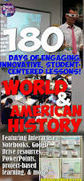 project based learning packet for all of us history project