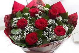 flowers for valentines day 6 crimson kisses