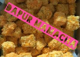 membuat nugget ayam pakai tepung terigu resep nugget ayam wortel keju oleh echa amaleena cookpad