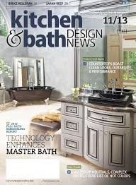 by design interiors inc houston interior design firm featured on cover of kitchen bath design news