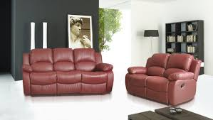 Leather Recliner Sofa 3 2 3 2 Seater Bonded Leather Recliner Sofa Suite