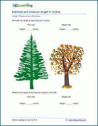 grade 2 measurement worksheets free u0026 printable k5 learning
