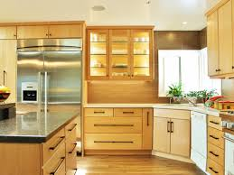 Light Birch Kitchen Cabinets Shaker Kitchen Cabinets Pictures Ideas Tips From Hgtv Hgtv