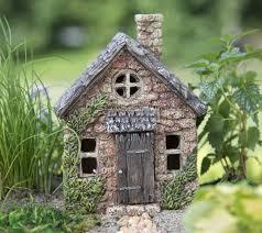 Amazon Miniature Fairy Garden House Mini Bucklin Cottage