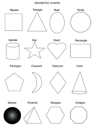 Shapes Coloring Page Hiseek Info Coloring Pages Shapes