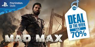 new playstation store discounts start today mad max rocket