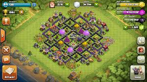 coc layout builder th8 guide grinding through town hall 8