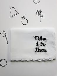 wedding keepsake gifts of the groom gift personalized handkerchiefs wedding