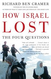 the four questions book how israel lost book by richard ben cramer official publisher
