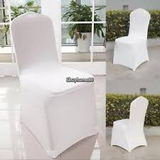 event chair covers 300pcs white spandex lycra chair covers for wedding party event