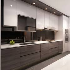 Kitchen Set Design by Modern Kitchen Cabinets Design Ideas Singapore Interior Design