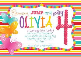 How To Design An Invitation Card Rainbow Birthday Invitations Reduxsquad Com