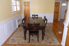 Pictures Of Wainscoting In Dining Rooms Dining Room Wainscoting Ideas From Wainscoting America Customers