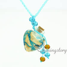 glass bottle necklace pendants images Essential oil diffuser necklace essential oil diffuser jewelry jpg
