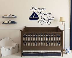 Decor Nursery Nautical Nursery Decor Ebay